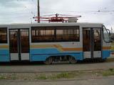 Трамвайный вагон 71-405 № 826